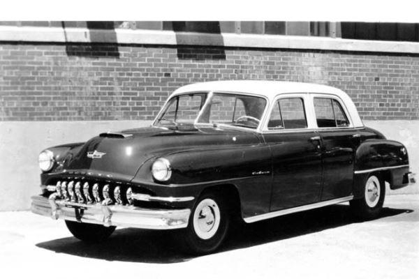 1952 DeSoto S15 Deluxe