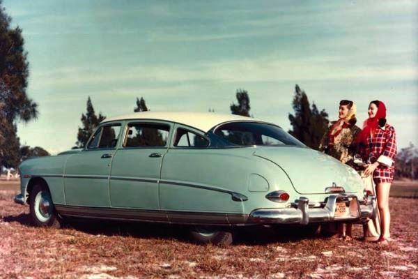 1952 Hudson Wasp Sedan