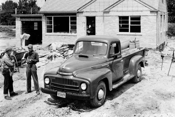 1952 International L110 Pickup Truck