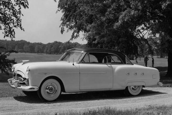 1952 Packard 250 Mayfair Hardtop