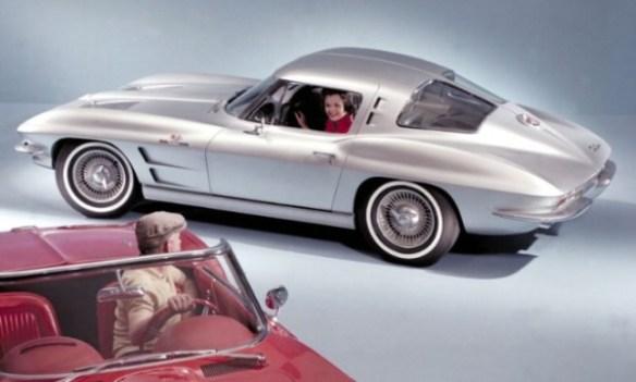 1963 Corvette Sting Rays