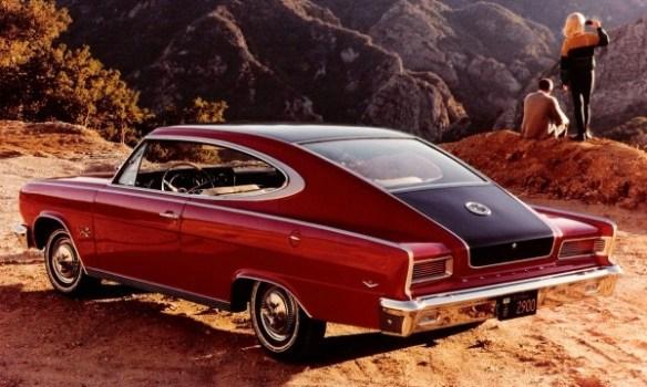 1965 AMC Marlin 600
