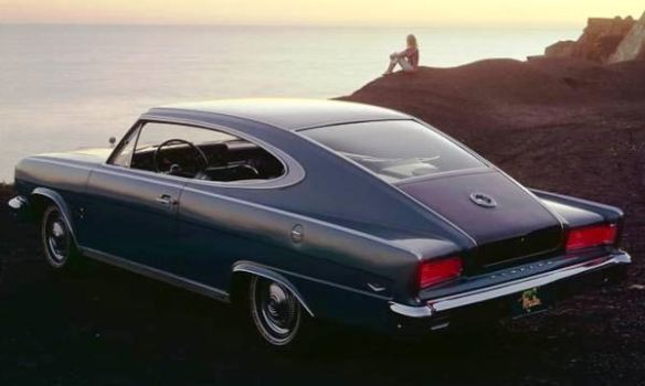 1965 AMC Marlin rear 600