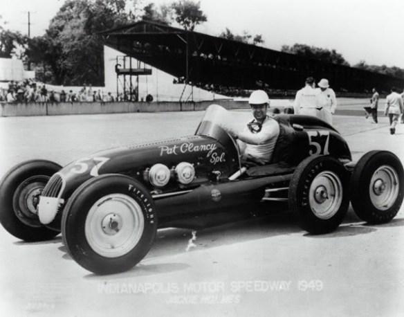 1949 Jackie Holmes