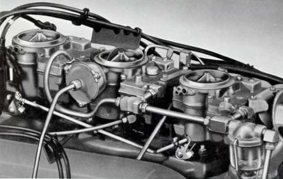 1958 Chevrolet 348 3x2