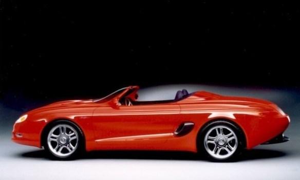 1993 Mustang Mach III