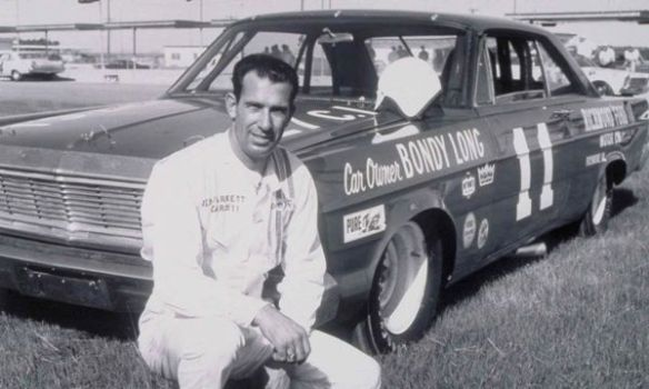 Ned Jarrett Darlington