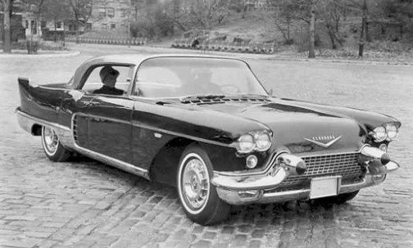 1957 Cadillac Eldorado Brougham LF