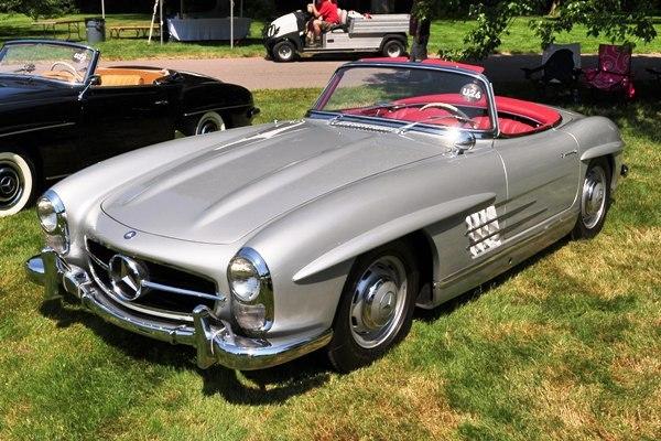 1957 Mercedes-Benz 300SL Vin Devers Autohaus