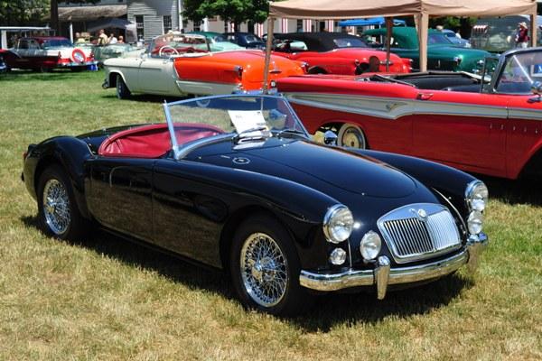 1960 MGA Roadster Andrew Hoffman