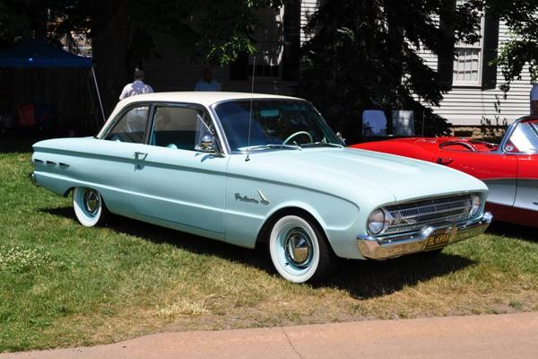 1961 Ford Falcon Steven Golick