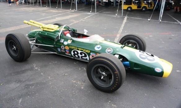 1965 Lotus-Ford