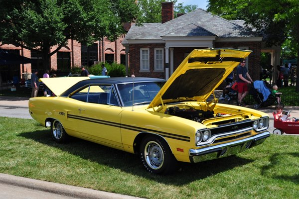 1970 Plymouth GTX Paul Gensette