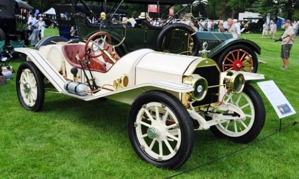 1911 Marmon Model 34 Speedster Glenn C. Hamilton