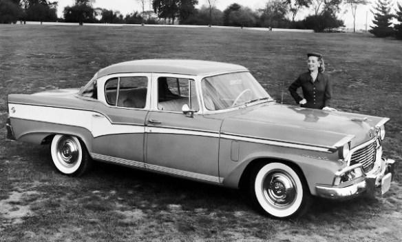 1956 Studebaker President Classic