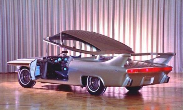 1961 Chrysler TurboFlite LR