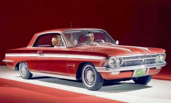 1962 Oldsmobile Jetfire 600