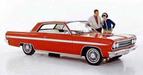 1963 Olds Jetfire