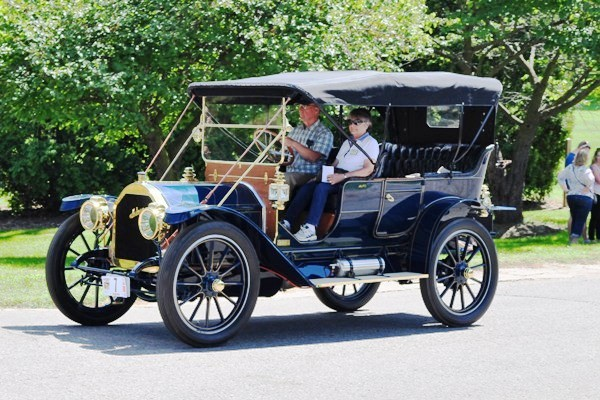 1910 Auburn Model K Touring Don & Marlene Ohnsted