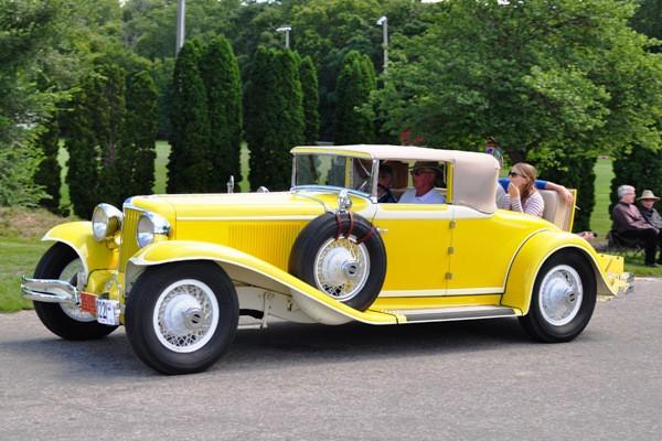 1929 Cord L-29 Cabriolet Jack & Luci Laughlin