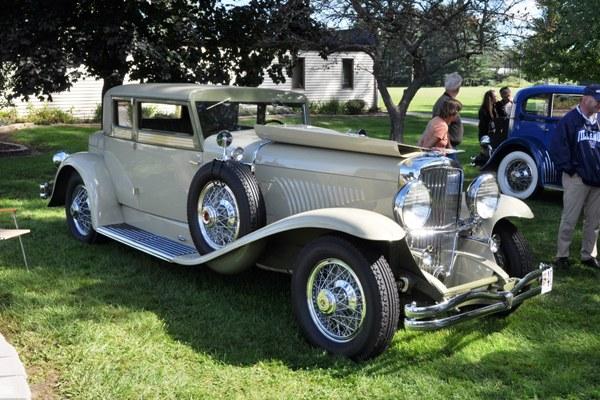 1932 Duesenberg J-354 Judkins Coupe Mark Hyman