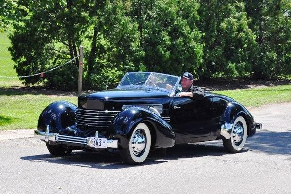 1937 Cord Cabriolet Brent Merrill