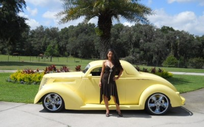 1937 Ford Coupe Custom Street Rod
