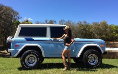 1976 Ford Bronco 4×4