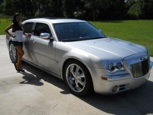 Dodge Chrysler 300 C