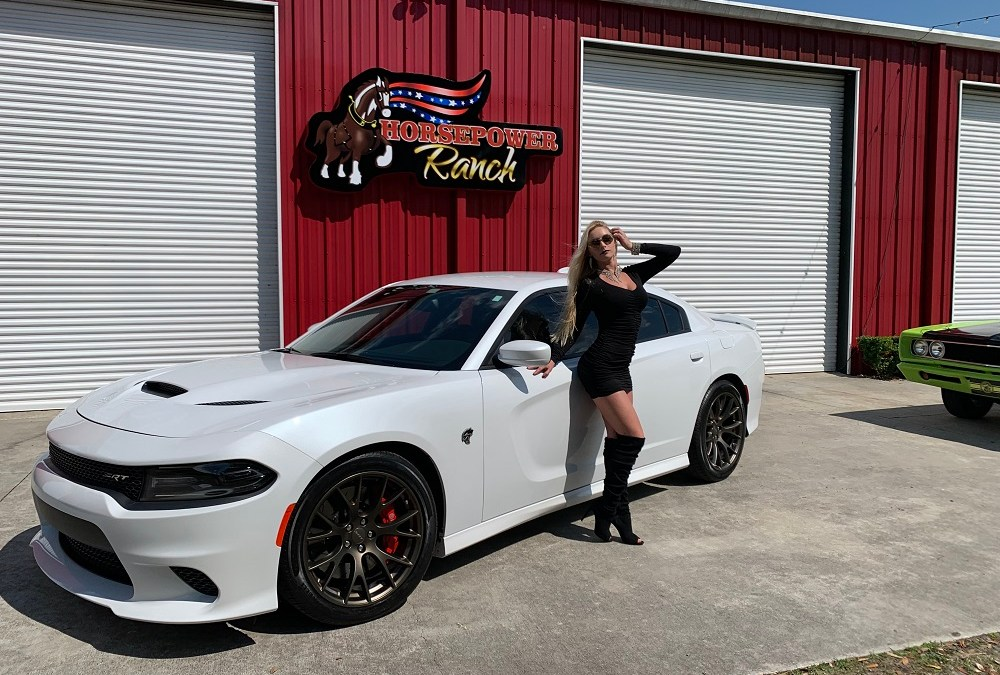 2016 Dodge Charger SRT  Hell Cat $50,000.00