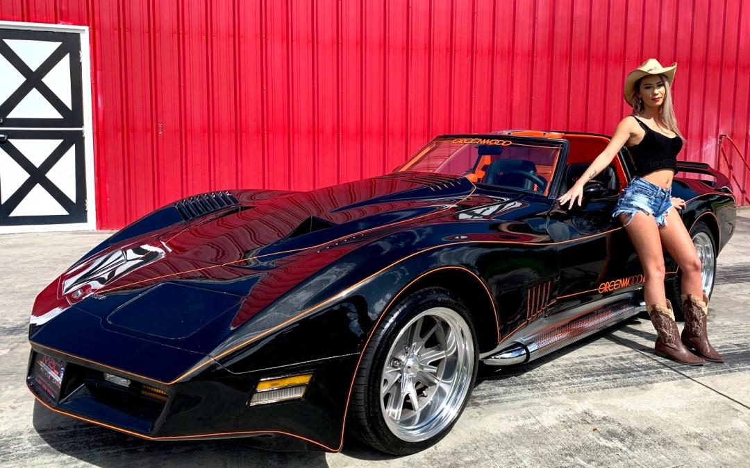 1980 Chevy Corvette Greenwood 454 $26900
