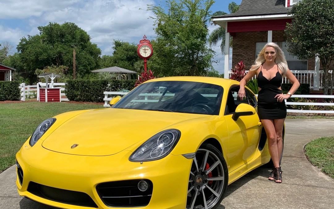 2014 Porsche Cayman S $39900.00