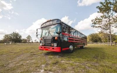 1998 Blue Bird Party Bus