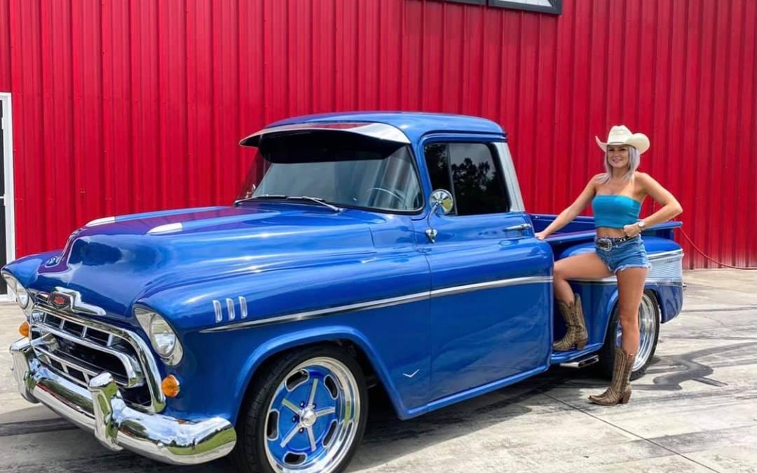 1957 Chevy Pickup Truck