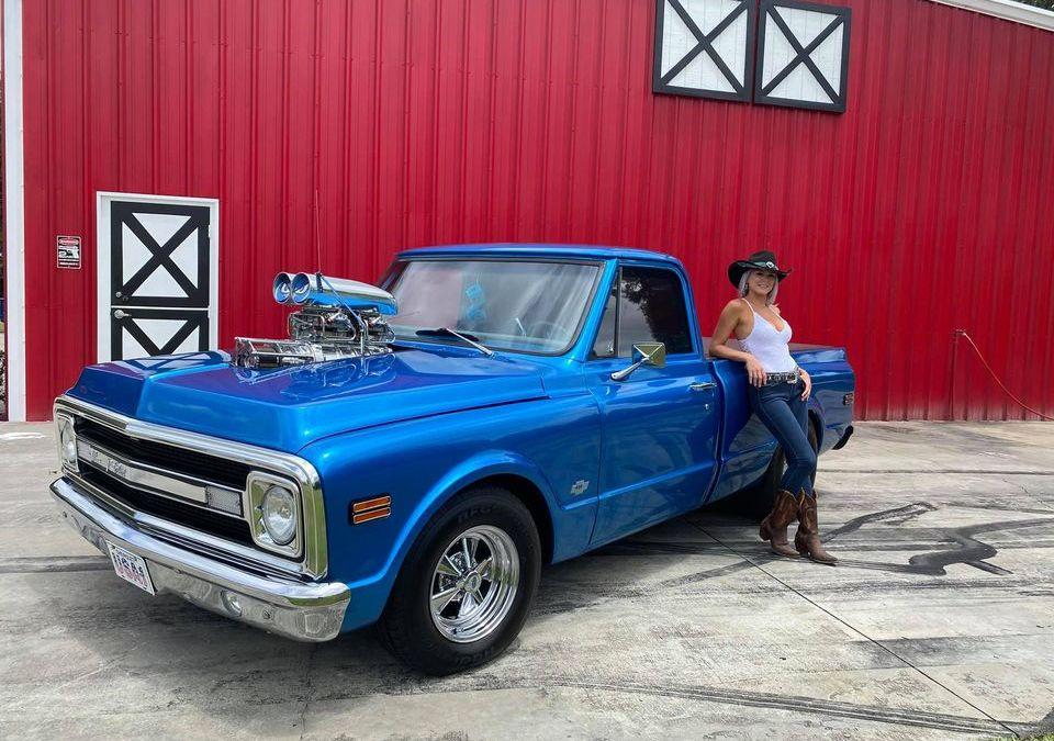 1969 Chevy Pro Street Pick up