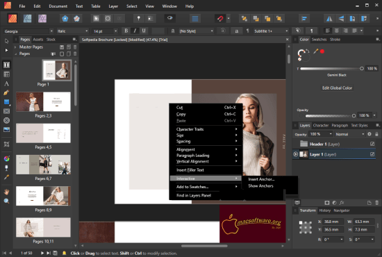 Affinity Publisher 1.9.2 Crack With Product Key Free Download