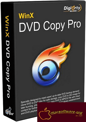 WinX DVD Copy Pro 3.9.5 Crack With License Code 2021 Download