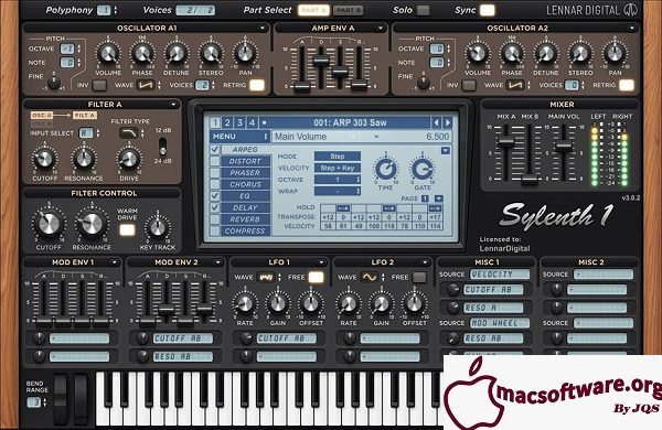 Sylenth1 3.066 Crack With License Code Free Download