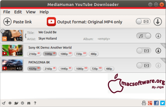 MediaHuman YouTube Downloader 3.9.9.53 Crack With Serial Key 2021 Free