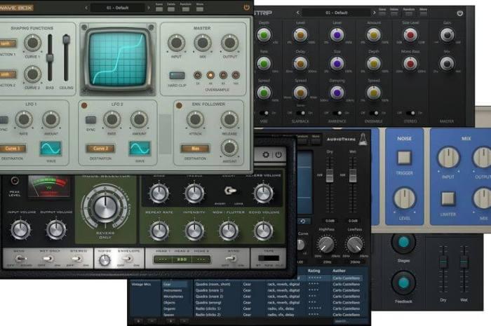 Audiothing Effect Bundle Crack for macOS 2021 Free Download