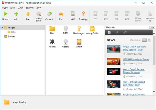 DAEMON Tools Pro 8.3.0.0767 Crack License Key