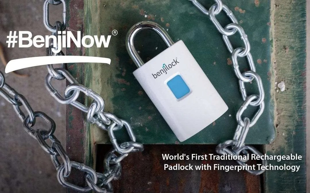Benjilock REVIEW: The key is at your fingertips