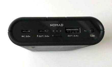 Nomad Advanced Trackable PowerPack REVIEW