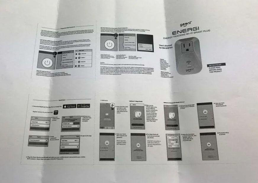 Geeni Smart Plug and WiFi Light