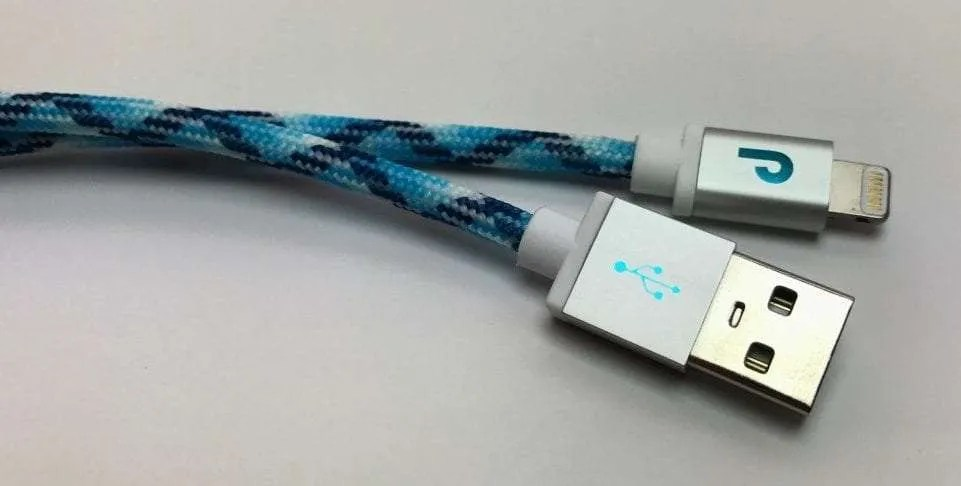 Paracable Lightning Charge and Sync Cable