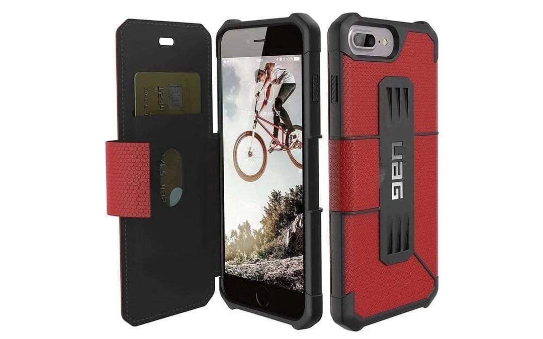 pretty nice 493e4 1fc0e UAG Metropolis Series iPhone 7 Plus Case REVIEW | Mac Sources