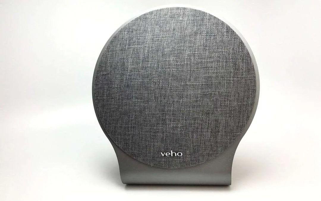 Veho M10 Wireless Portable Bluetooth Speaker REVIEW