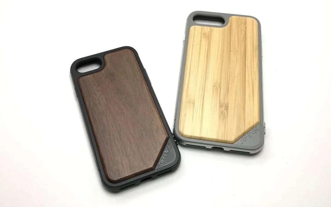 online store fe42b c359f X-Doria Defense Lux Wood iPhone Case REVIEW | Mac Sources