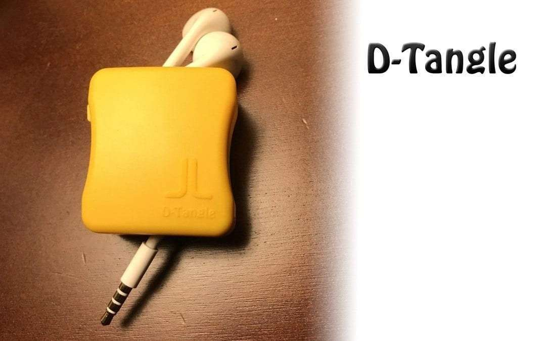 D-Tangle Headphone Reel REVIEW