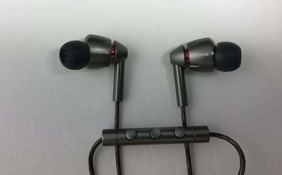 1 More QuadDriver Headphones